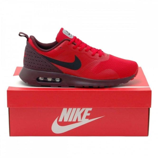 e2b90ae6f650fe Nike Air Max Tavas Deep Burgundy Uni Red Black - Mens Clothing from Attic  Clothing UK