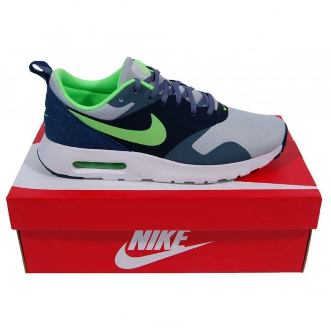size 40 209e5 0add7 Air Max Tavas Grey Mist Flash Lime