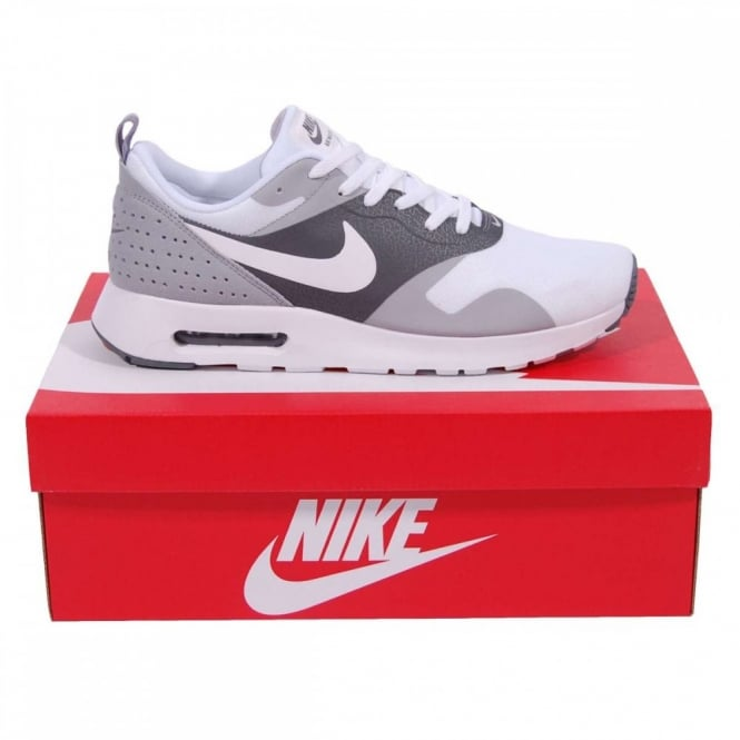 check out b84c7 d142f Air Max Tavas White Cool Grey Wolf Grey