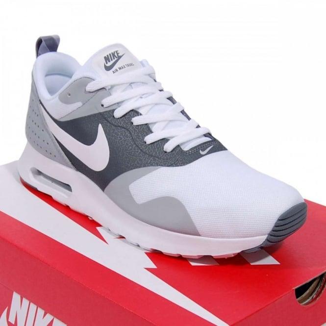 Nike Air Max Tavas White Cool Grey Wolf Grey