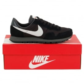 Air Pegasus 83 Black Pure Platinum Anthracite
