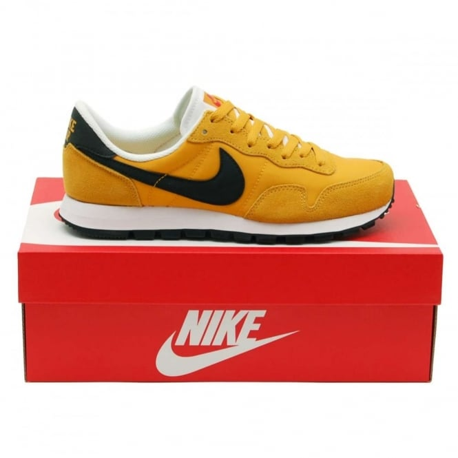 c453cb626391f Nike Air Pegasus 83 Gold Leaf Black - Mens Clothing from Attic ...