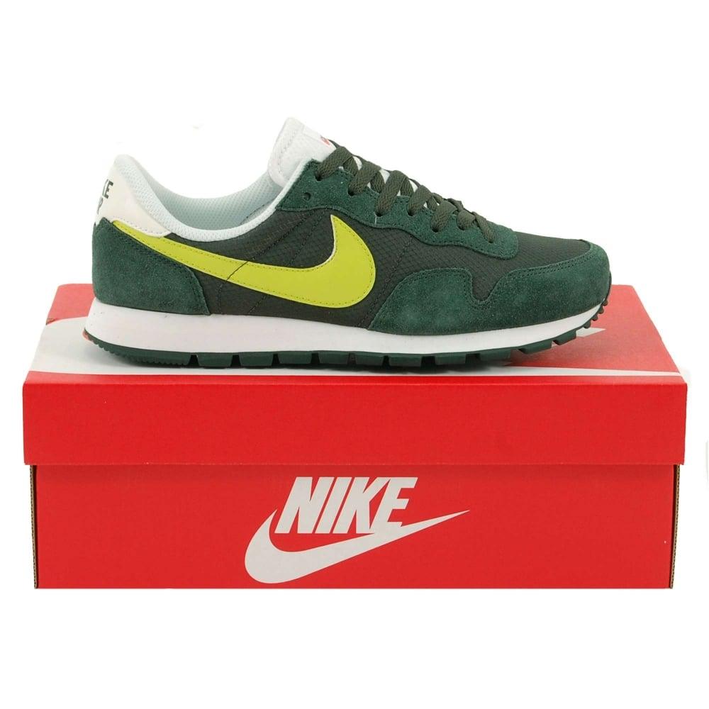 4286ec58507f7 Nike Air Pegasus 83 Grove Green Bright Cactus Summit White - Mens ...