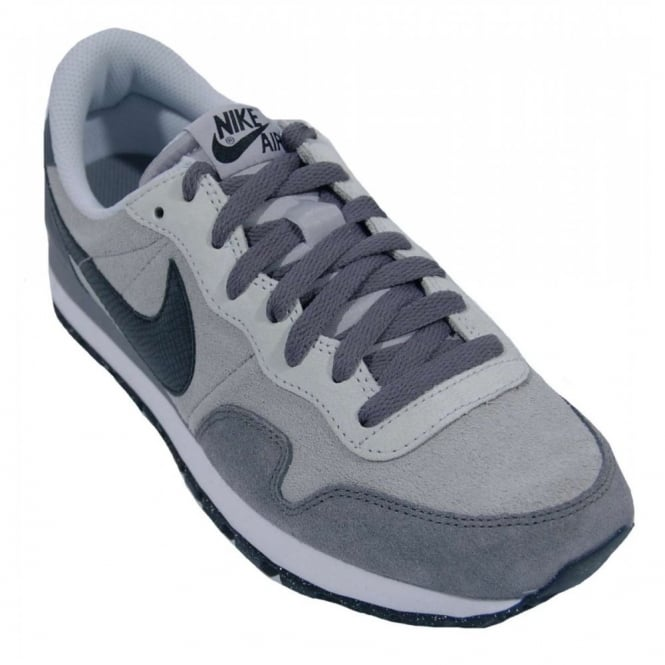 f71160f75c2bb Nike Air Pegasus 83 Leather Wolf Grey Black - Mens Clothing from ...