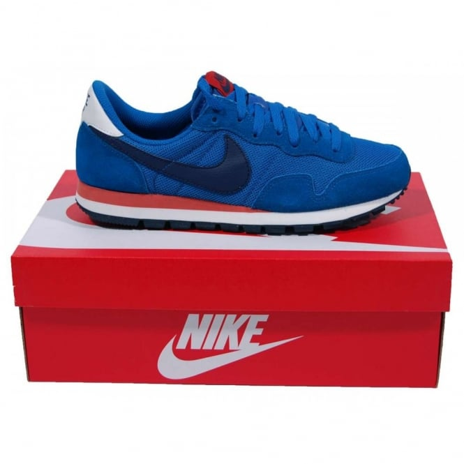 Mensajero duda Legibilidad  Air Pegasus 83 Military Blue Mid Navy - Mens Clothing from Attic Clothing UK