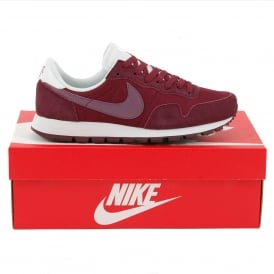 Air Pegasus 83 Night Maroon Purple Shade Off White