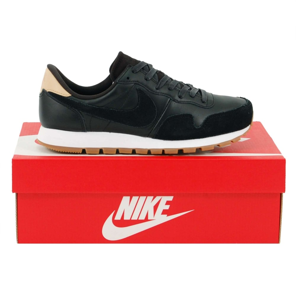 save off 76fb0 aa0e4 Air Pegasus 83 Premium Black Vachetta Tan