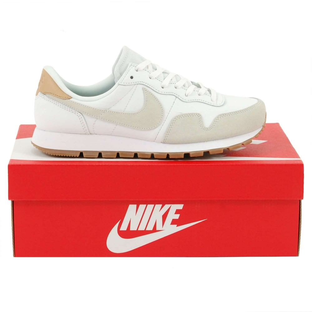 new concept 2e5b5 d244b Air Pegasus 83 Premium Summit White Vachetta Tan