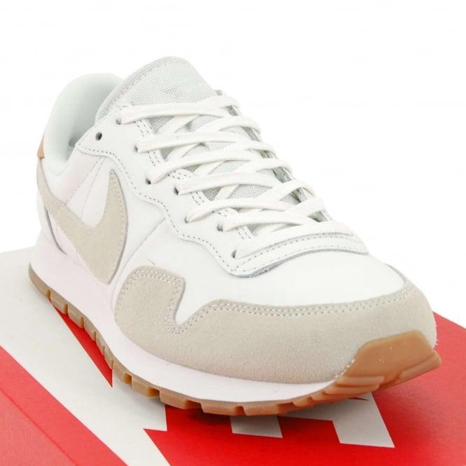 500a4cdd81fd Nike Air Pegasus 83 Premium Summit White Vachetta Tan - Mens ...