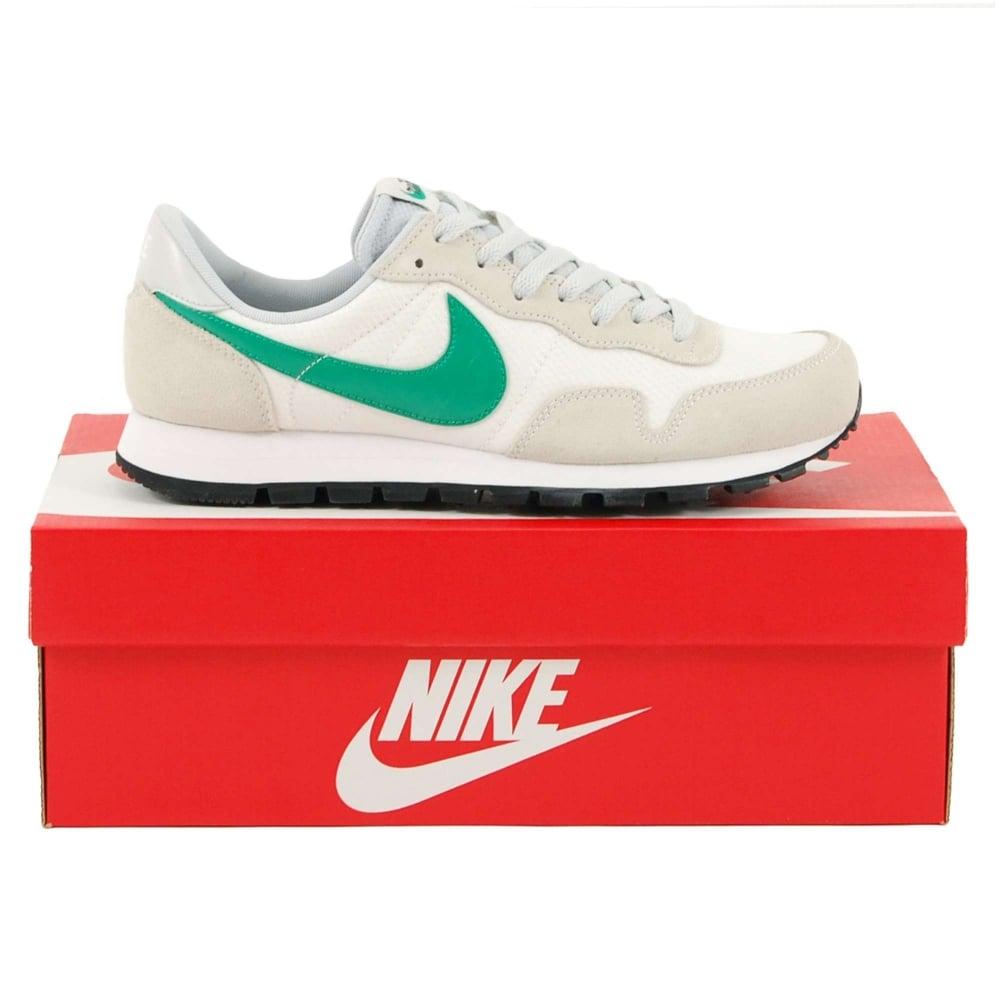1fb68948e152 Nike Air Pegasus 83 Summit White Stadium Green Pure Platinum - Mens ...