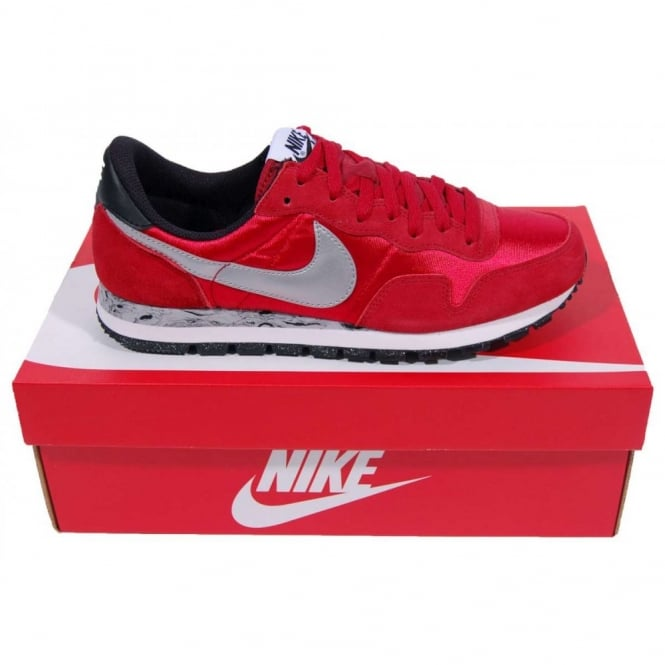 on sale 8e118 4fb3b Air Pegasus 83 University Red Metallic Silver