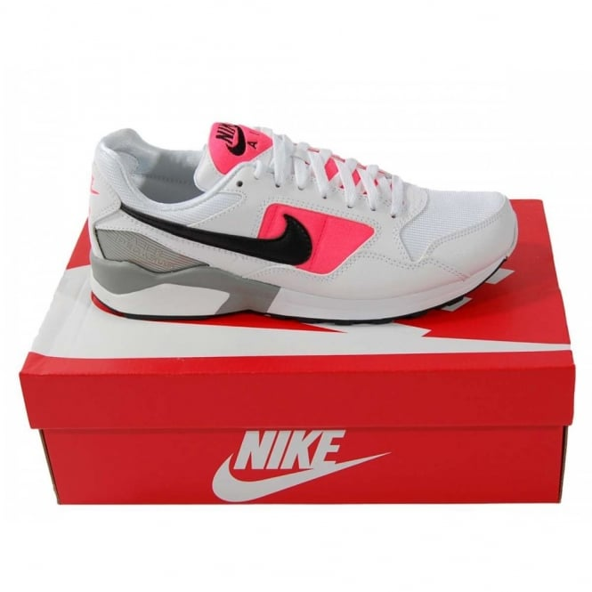 buy popular 3b00f 60f64 Nike Air Pegasus 92 White Atomic Red