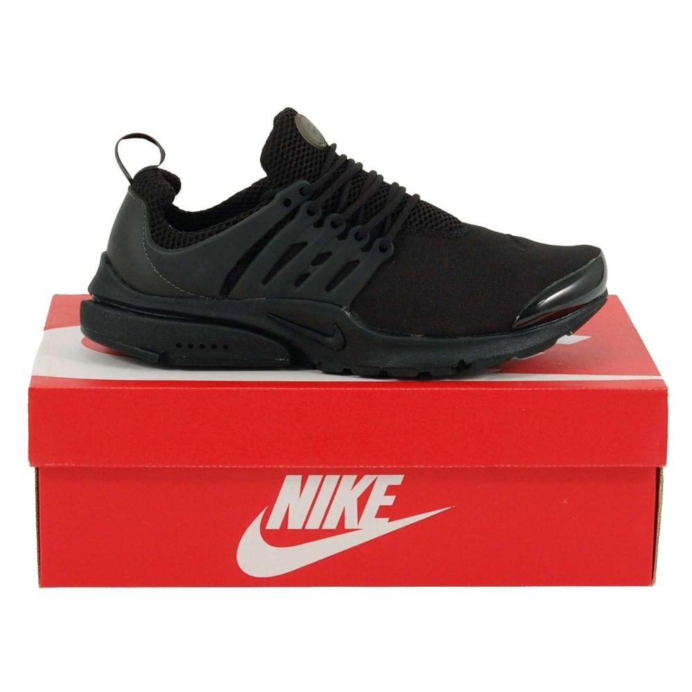 c1472e89dd26 Nike Air Presto Triple Black - Mens Clothing from Attic Clothing UK