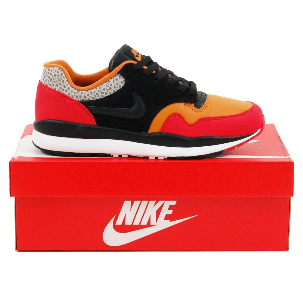 Nike Air Safari SE SP19 University Red Black Monarch Cobblestone - Mens  Clothing from Attic Clothing UK 291f37bdd