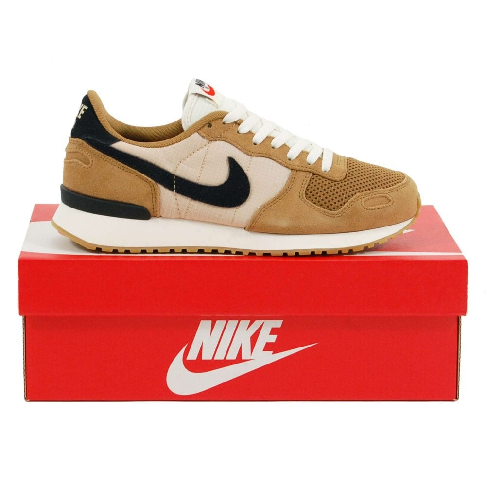 Nike Air Vortex Golden Beige Desert Ore Sail Black - Mens Clothing ...