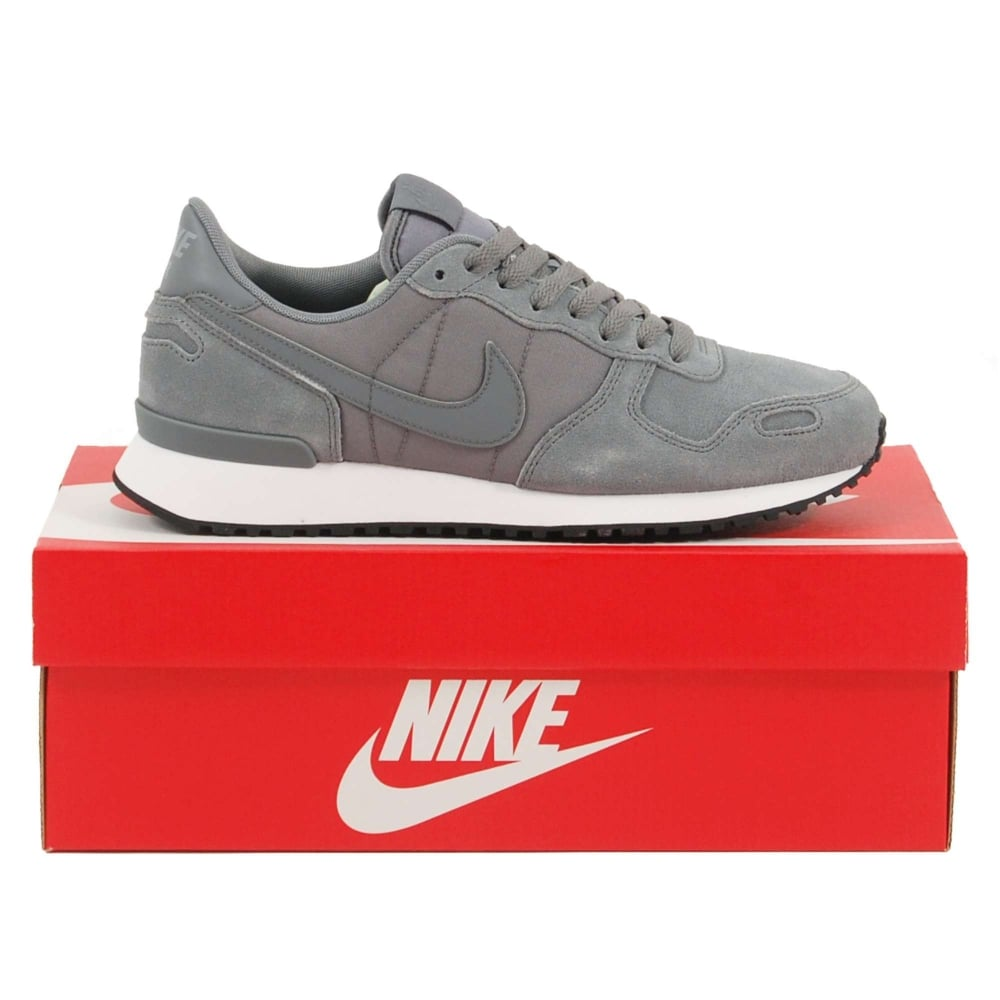 new style e32bc 2169e Nike Air Vortex Leather Cool Grey White - Mens Clothing from Attic Clothing  UK