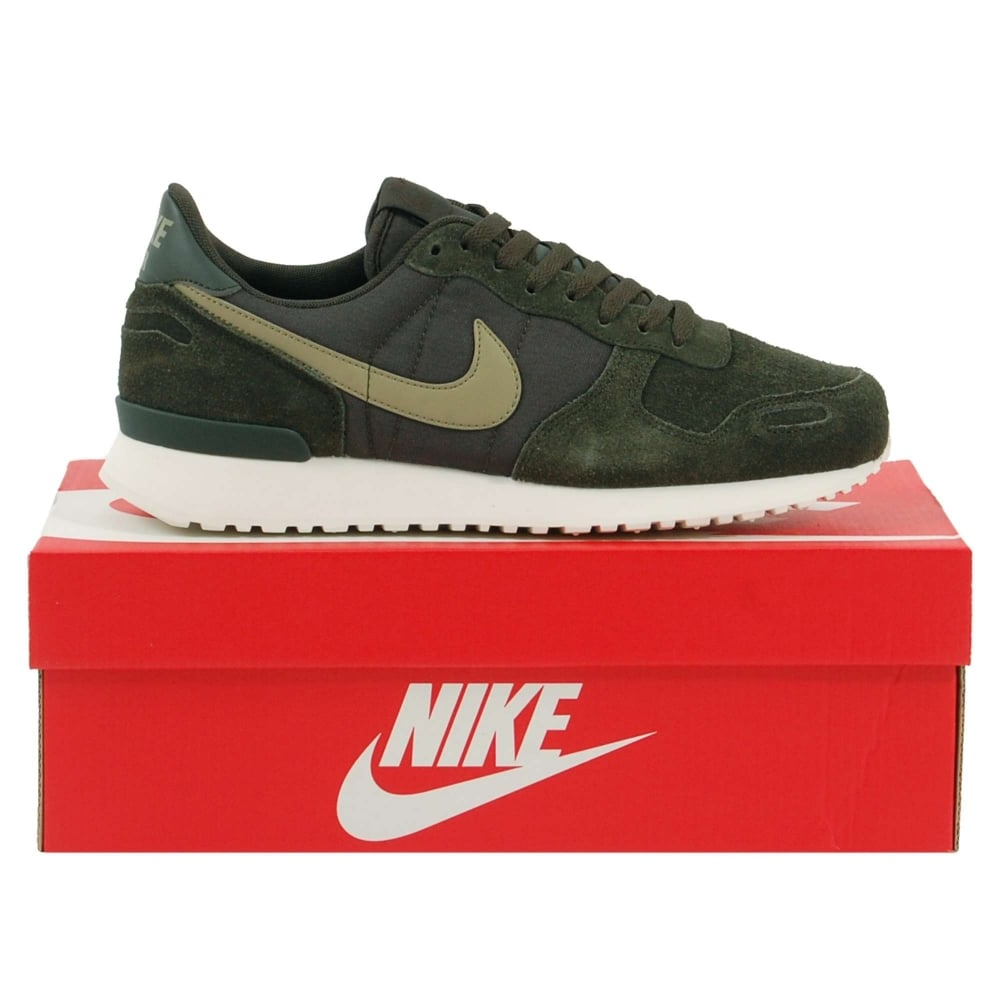 Nike Air Vortex Leather Sequoia Summit White Neutral Olive