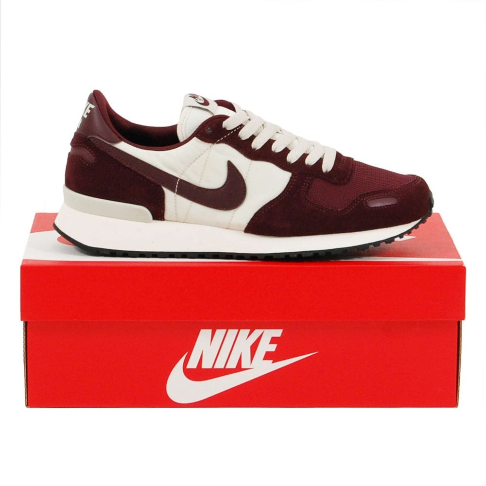 Nike Air Vortex Light Bone Burgundy Crush Sail Black