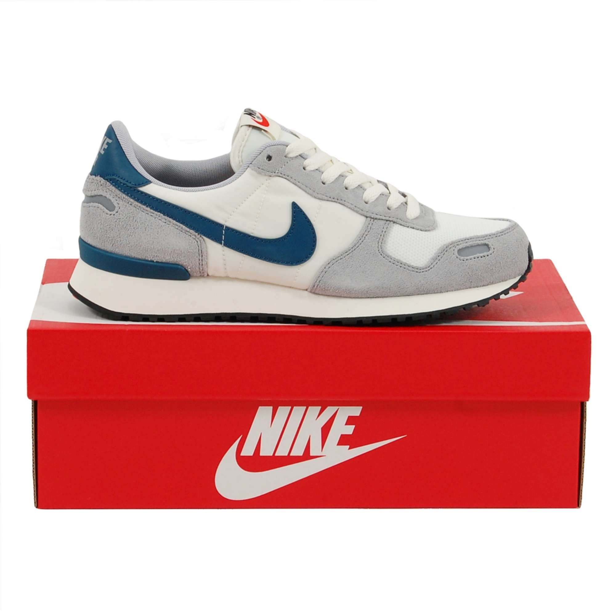 Nike Air Vortex Wolf Grey Blue Force Sail Black