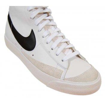 a tiempo Durante ~ Skalk  Blazer Mid 77 Premium Vintage White Black - Mens Clothing from Attic  Clothing UK