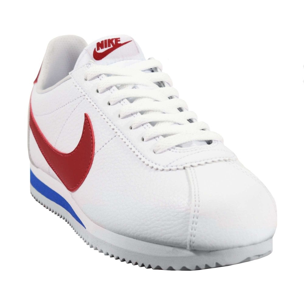 buy online 6d65b e803e Nike Classic Cortez Leather White Varsity Royal Varsity Red