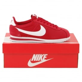 Classic Cortez Nylon Gym Red White