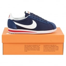 Classic Cortez Nylon Premium Midnight Navy White Varsity Red