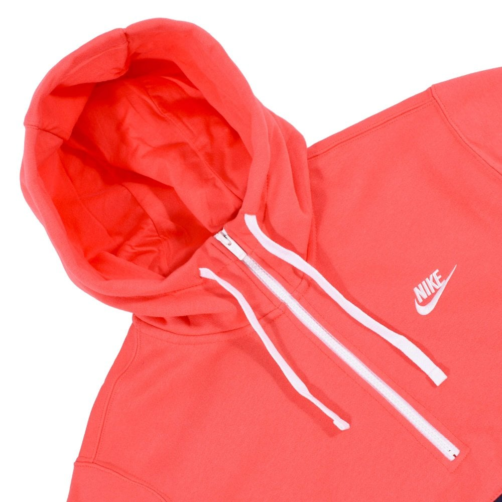 Nike Sportswear CLUB HOODIE Hoodie ember glowmidnight