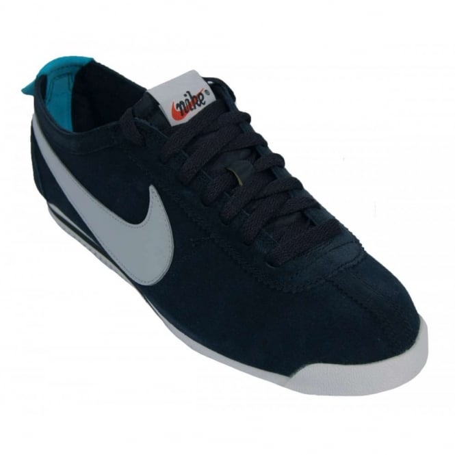 27ae92e6f06 Nike Cortez Classic OG Leather Black Gamma Blue - Mens Clothing from ...