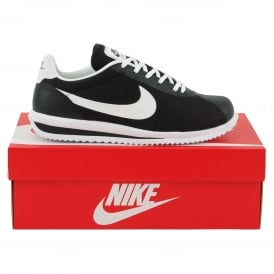 Cortez Ultra Black White Volt