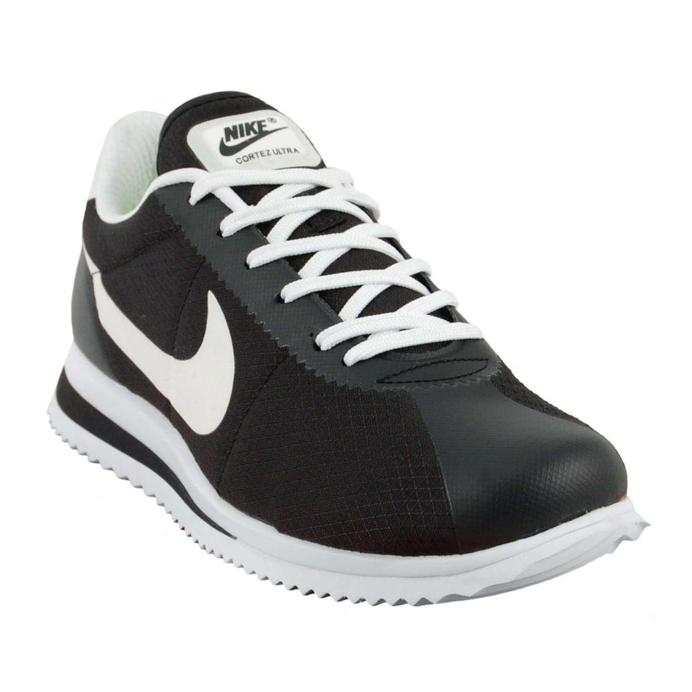 promo code f69dc a7f5b Nike Cortez Ultra Black White Volt