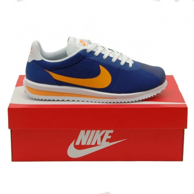 Nike Cortez Ultra Deep Royal Blue Vivid Orange