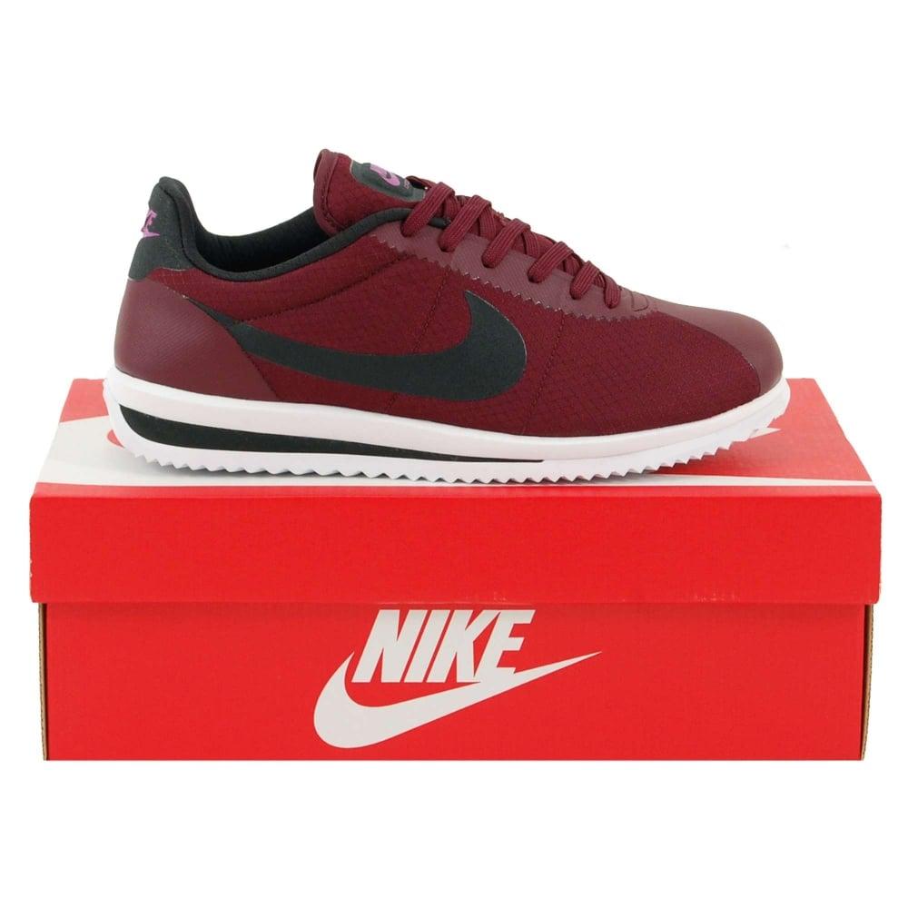 online store b9828 cd86d Nike Cortez Ultra Night Maroon Black Hyper Violet