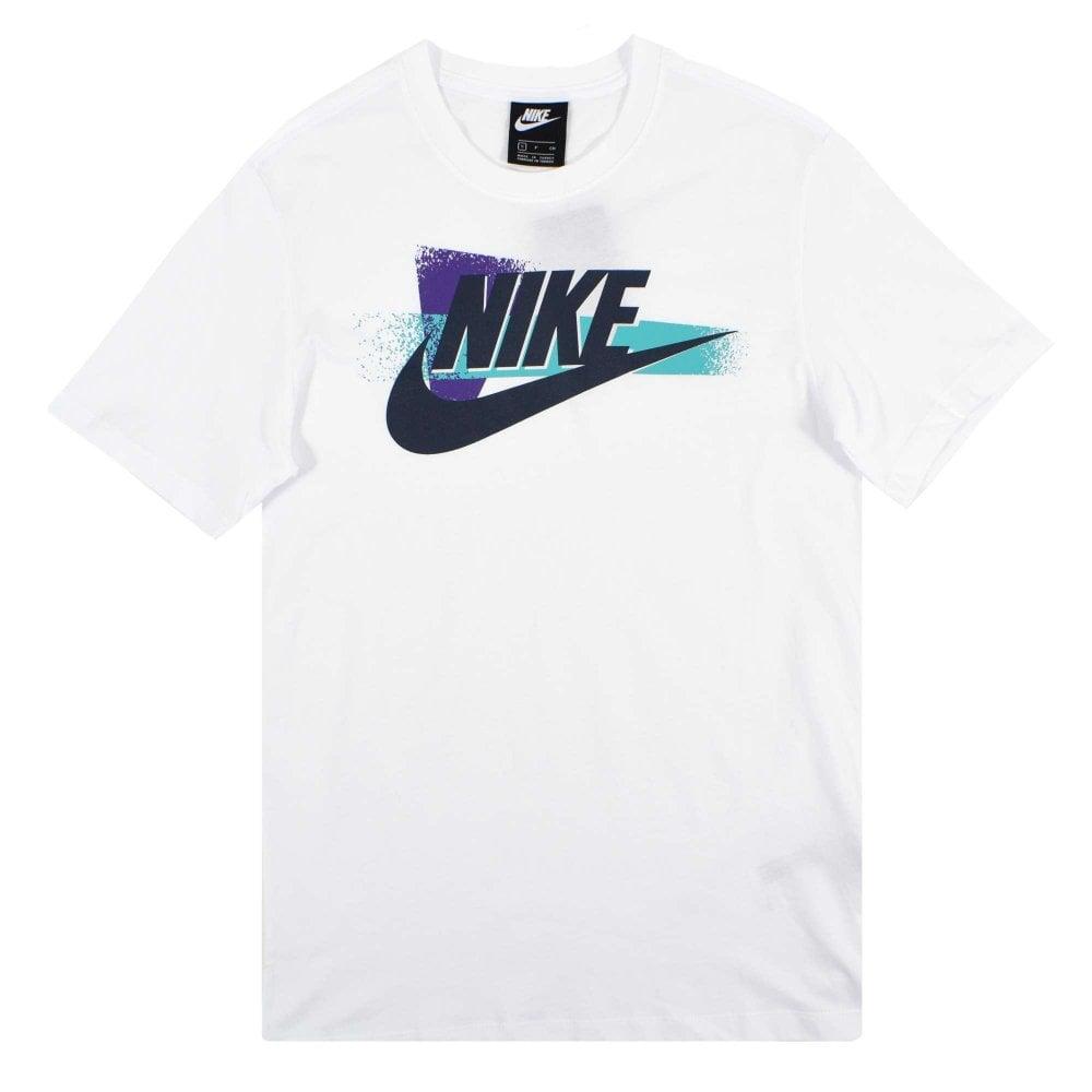 93a2ac903f0c Nike Festival T-Shirt White - Mens Clothing from Attic Clothing UK