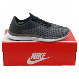 Free Hypervenom Low Black Cool Grey White