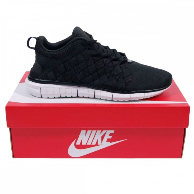 7d26549d8fb9d Nike Free OG 14 Woven Black Black Cool Grey - Mens Clothing from ...