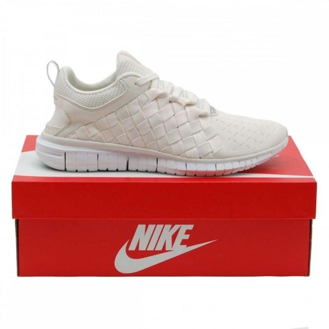 sports shoes 07f4f 8c8c9 Free OG 14 Woven Phantom White
