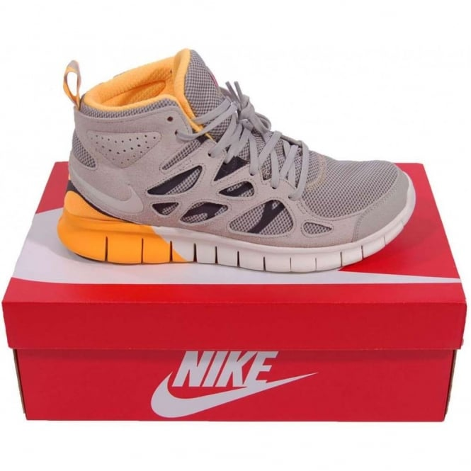 7c2f8a1b314 Nike Free Run 2 Sneakerboot Pale Grey Sail - Mens Clothing from ...