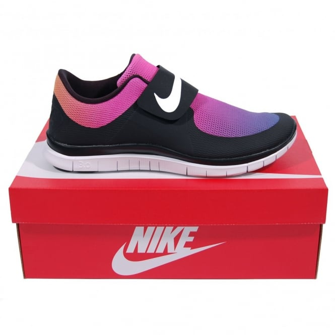 3137d064052a Nike Free SocFly Black Pink Flash SD - Mens Clothing from Attic ...