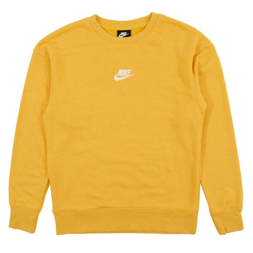 cabe4f0d4 Nike Heritage Crew Yellow Ochre Sail - Mens Clothing from Attic ...
