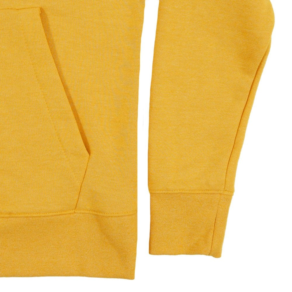 da0bfed49 Nike Heritage Pullover Hoodie Yellow Ochre - Mens Clothing from ...