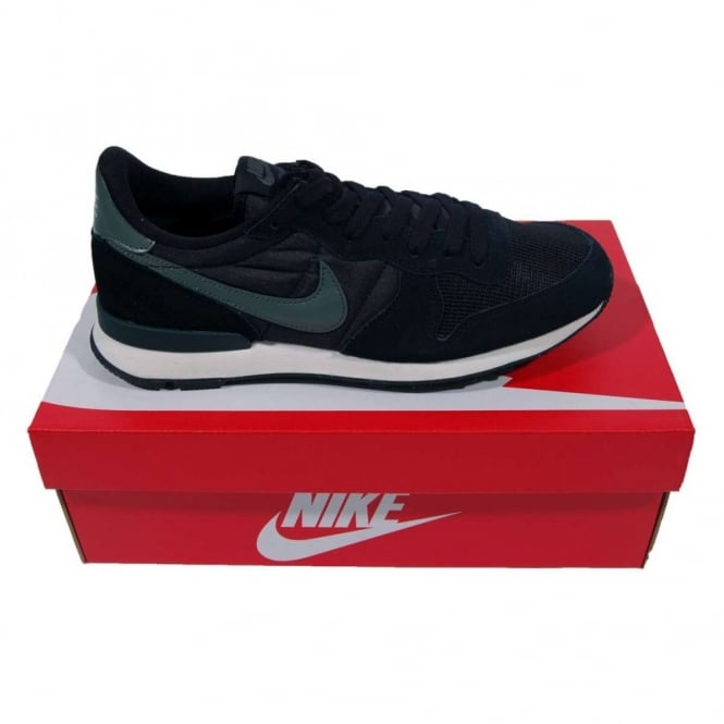 132ef570b45b Nike Internationalist Black Dark Mica Green - Mens Clothing from ...