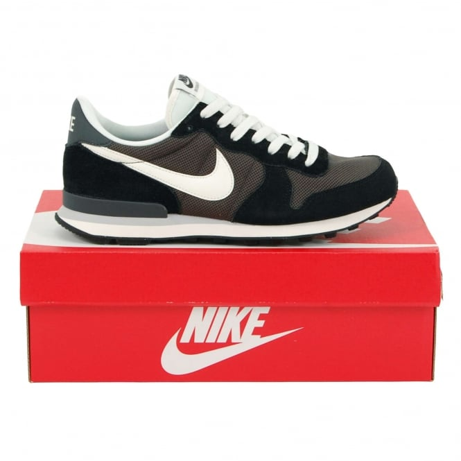 Nike Internationalist Deep Pewter Sail Black