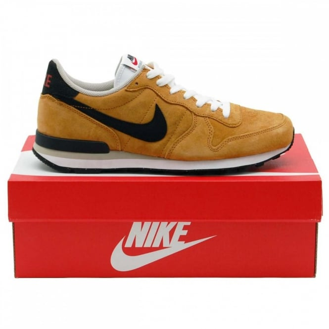 Internationalist Leather Bronze Black