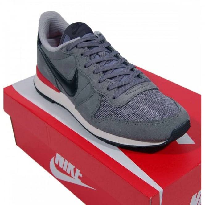timeless design 7c7d5 50661 ... Internationalist Leather Cool Grey Anthracite ...