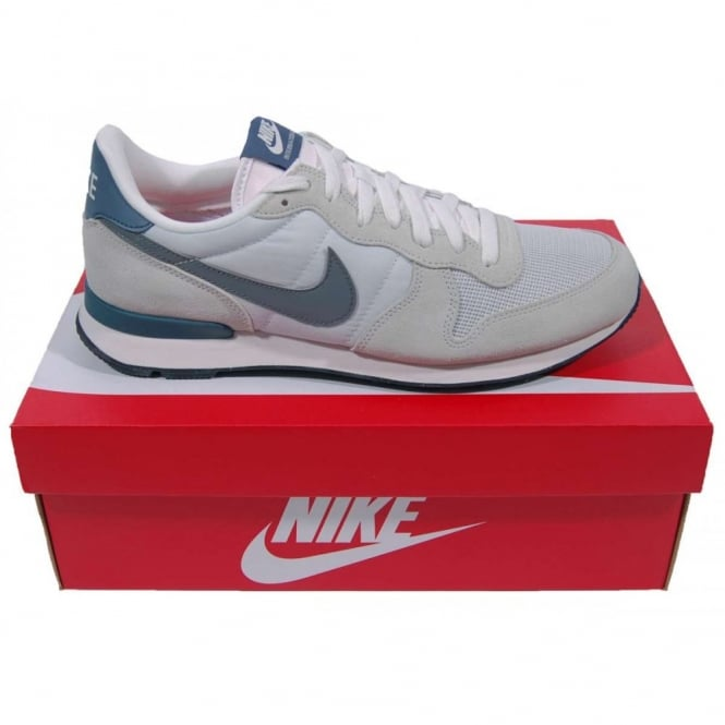 Nike Internationalist Light Base Grey Cool Grey
