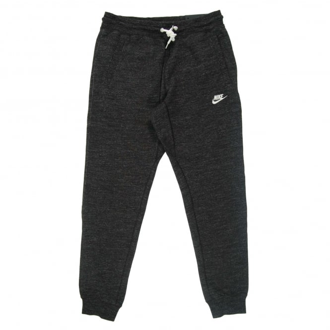 Nike Legacy Joggers Black Heather