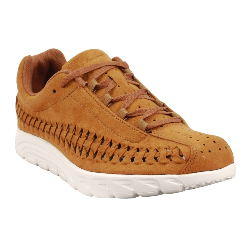 1558661ffd3b Nike Mayfly Woven Ale Brown Sail - Mens Clothing from Attic Clothing UK