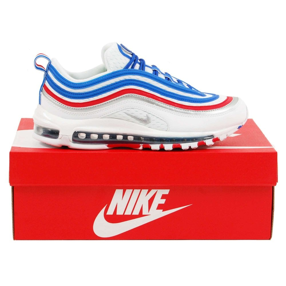 Nike Air Max 97 Game Royal Metallic Silver