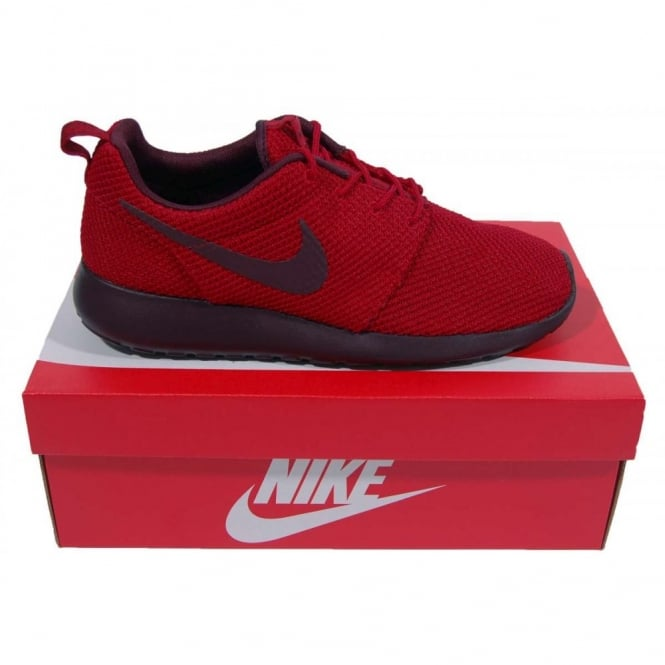 49719abd0a09 Nike Rosherun Gym Red Deep Burgundy - Mens Clothing from Attic ...